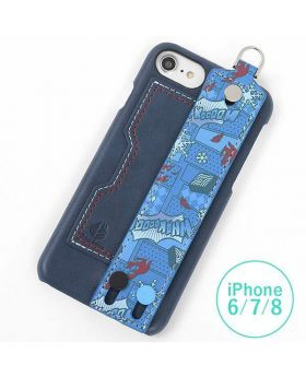 "Boku No Hero Academia Super Groupies ""Pop Textiles"" iPhone 6/7/8 Case Todoroki"