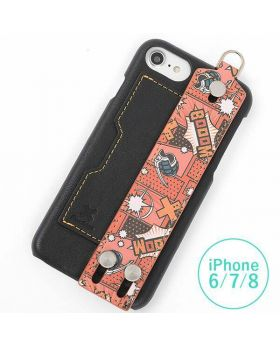 "Boku No Hero Academia Super Groupies ""Pop Textiles"" iPhone 6/7/8 Case Bakugou"