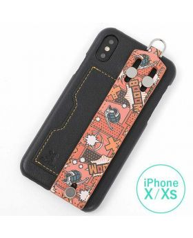 "Boku No Hero Academia Super Groupies ""Pop Textiles"" iPhone X/XS Case Bakugou"