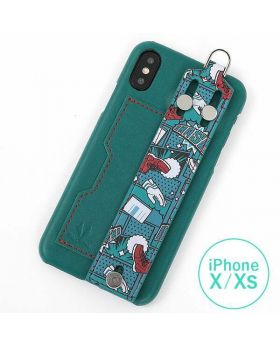 "Boku No Hero Academia Super Groupies ""Pop Textiles"" iPhone X/XS Case Deku"