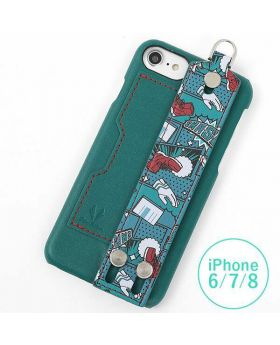 "Boku No Hero Academia Super Groupies ""Pop Textiles"" iPhone 6/7/8 Case Deku"