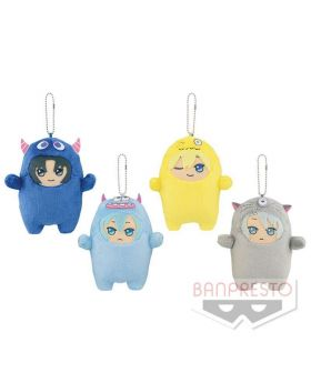 IDOLiSH7 Banpresto Kiradoru Ainana Parade Plush Strap Vol. 2