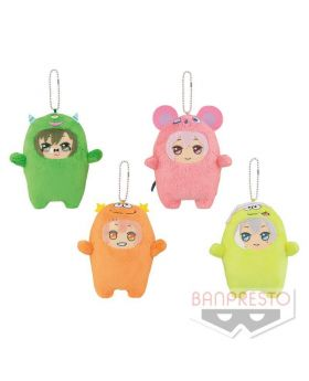IDOLiSH7 Banpresto Kiradoru Ainana Parade Plush Strap Vol. 3