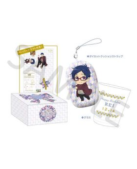 Free! Birthday Series Link Up Smile! Goods Glass Cup Set Rei