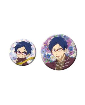 Free! Birthday Series Link Up Smile! Goods Can Badge Rei