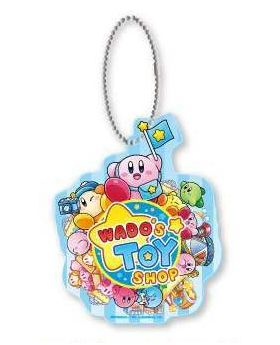 Kirby Wado's Toy Shop Collection Big Acrylic Keychain