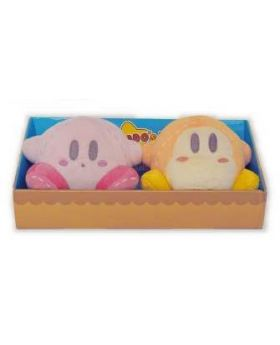 Kirby Wado's Toy Shop Collection Kirby and Waddle Dee Plush Set