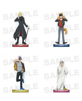 BANANA FISH Halloween Party in Animate Goods BIG Acrylic Stands