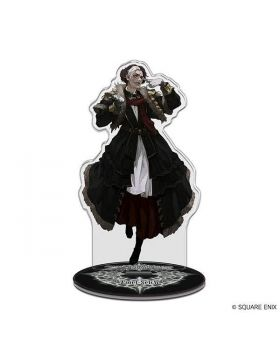 Final Fantasy XIV Square Enix Exclusive Acrylic Stand Solus Zos Galvus Emet-Selch