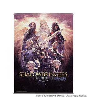 Final Fantasy XIV Square Enix Exclusive Tapestry Shadowbringers