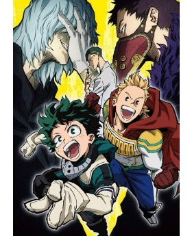 Boku No Hero Academia Season 4 Vol. 1 DVD