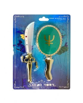 Sailor Moon Universal Studios Japan 2019 Cool Japan Comb and Mirror Set