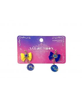 Sailor Moon Universal Studios Japan 2019 Cool Japan Clip on Earrings