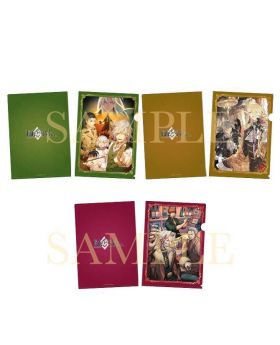Fate/Grand Order Aniplex+ AGF 2019 Limited Edition Clear File Set A