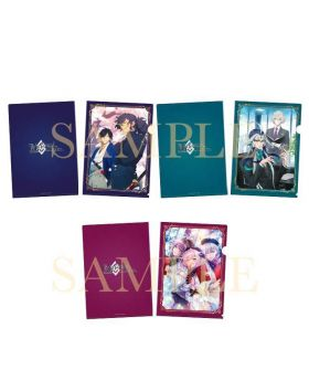 Fate/Grand Order Aniplex+ AGF 2019 Limited Edition Clear File Set B