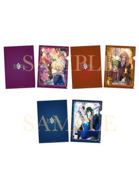 Fate/Grand Order Aniplex+ AGF 2019 Limited Edition Clear File Set C