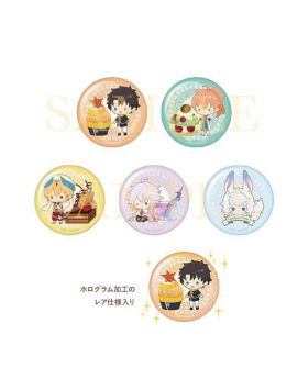 Fate/Grand Order Absolute Demonic Front: Babylonia Aniplex+ AGF 2019 Limited Edition Can Badge BLIND PACKS