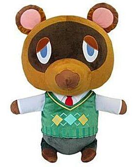Animal Crossing San-ei Large Plush Tom Nook