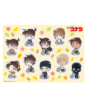 Detective Conan AGF 2019 Limited Edition Wall Sticker