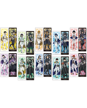 Yowamushi Pedal Glory Line AGF 2019 Limited Edition Book Mark BLIND PACKS