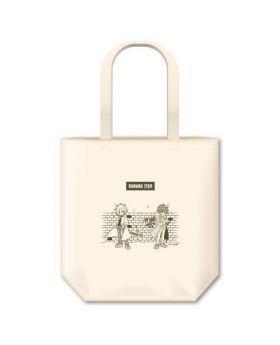 BANANA FISH Cafe & Bar Winter in NY Goods Tote Bag