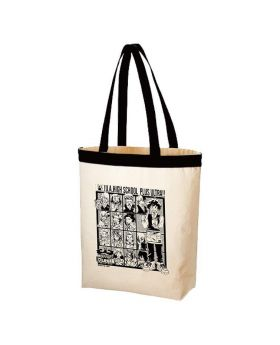Boku No Hero Academia x Tokyu Hands Winter 2019 Collab Goods Tote Bag