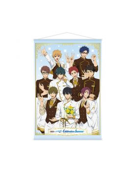 Free! x Cocos Restaurant Goods Tapestry