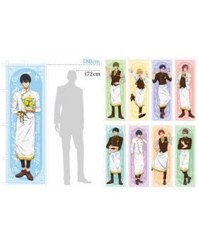 Free! x Cocos Restaurant Goods Life Size Banner