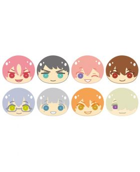 Free! Dive to the Future Niginigi Omanju Mascot Keychains Box B BLIND PACKS
