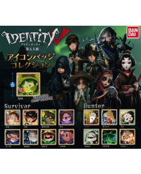 Identity V Bandai Icon Badge Collection Vol. 1 BLIND PACKS