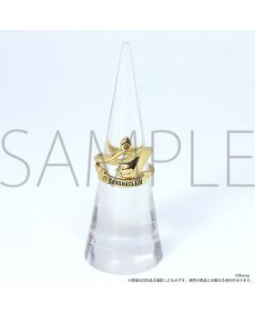 Twisted Wonderland Movic Double Stack Rings Savanaclaw