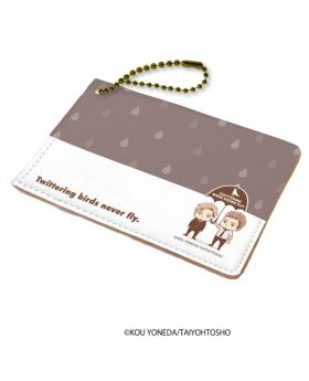 Saezuru GraffArt Pass Case