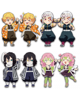Kimetsu No Yaiba Ufotable SD Chibi Acrylic Stand Vol. 2 BLIND PACKS