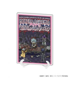 Boku No Hero Academia GraffArt Acrylic Art Board Villains Side Party