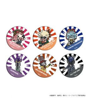 Boku No Hero Academia GraffArt Can Badge SET