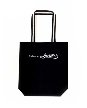 Fugou Keiji Balance UNLIMITED Noitamina Apparel Tote Bag