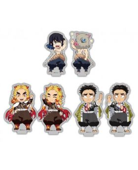 Kimetsu No Yaiba Ufotable SD Chibi Acrylic Stand Vol. 5 BLIND PACKS SECOND RESERVATION