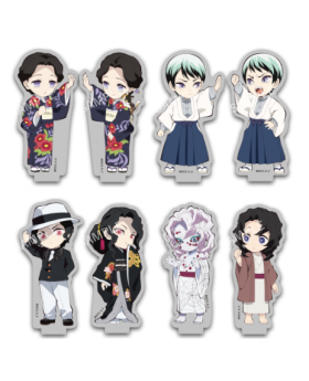 Kimetsu No Yaiba Ufotable SD Chibi Acrylic Stand Vol. 3 BLIND PACKS SECOND RESERVATION