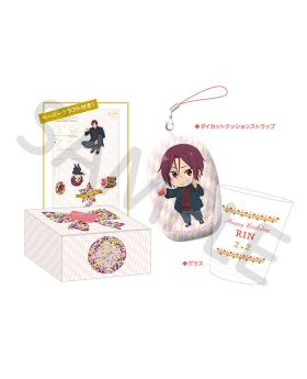 Free! Birthday Series Link Up Smile! Goods Glass Cup Set Rin