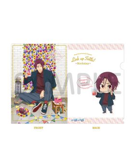 Free! Birthday Series Link Up Smile! Goods Clear File Rin