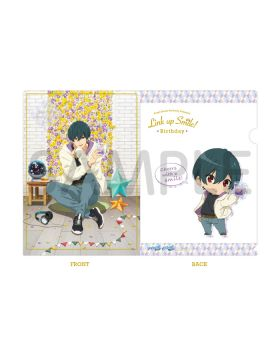 Free! Birthday Series Link Up Smile! Goods Clear File Ikuya