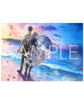 Violet Evergarden KyoAni Shop A2 Art Poster Type A