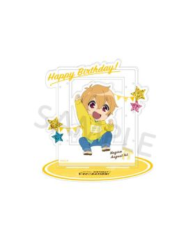 Free! BIRTHDAY DECORATION 2020 Hazuki Nagisa Accessory Acrylic Stand
