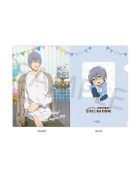 Free! BIRTHDAY DECORATION 2020 Nao Clear File