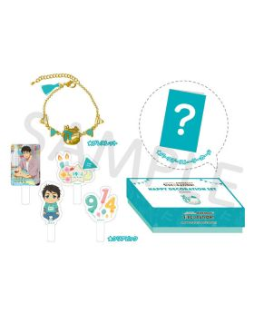 Free! BIRTHDAY DECORATION 2020 Sousuke Happy Decoration Set