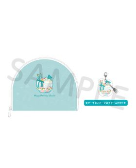 Free! BIRTHDAY DECORATION 2020 Sousuke Pouch and Charm Set