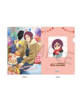 Free! BIRTHDAY DECORATION 2020 Rin Clear File