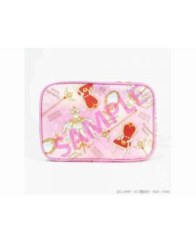 Cardcaptor Sakura Ready For Lady Marui Department Store Collaboration Zip Pouch