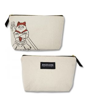 Monster Hunter World: Iceborne CAPCOM Tokyo Store Hunter's Camp Big Pouch Chef Astera