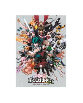 Boku No Hero Academia DRAWING SMASH Exhibition Official Pamphlet [BACK-ORDER FROM MAY 4TH, 2021]